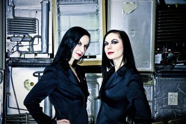 Jen and Sylvia Soska