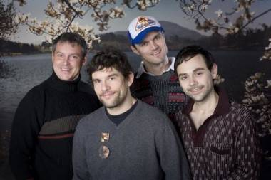 Propagandhi press photo
