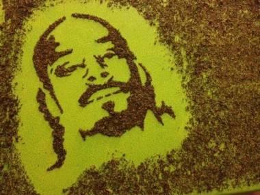 Snoop Dogg art show