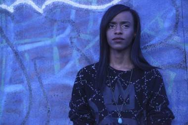 Angel Haze photo by Adrienne Nicole