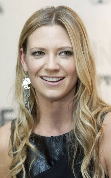 Anna Torv at Fringe 100th episode celebration