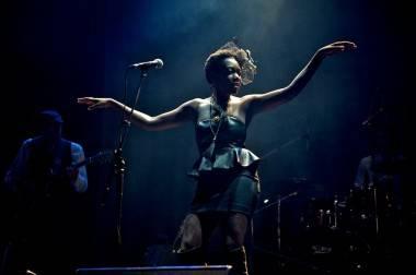 Tonye Aganaba at Music BC Celebration 2012