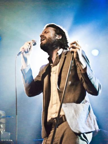 Father John Misty Vancouver Commodore Ballroom concert photo