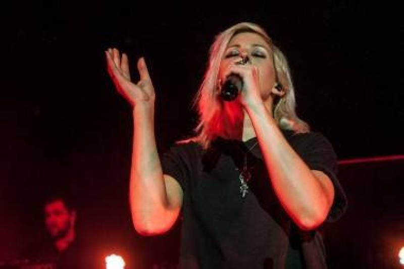 Ellie Goulding Commodore Vancouver