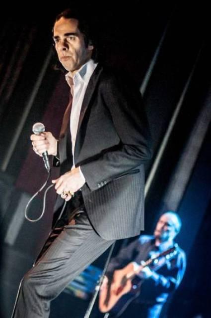 Nick Cave Vancouver Vogue