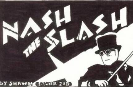 Comic - Nash the Slash