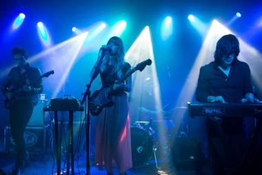 Chromatics at Wonder Ballroom September 7 2013 by Kirk Chantraine