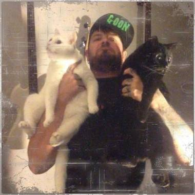Aaron Foster and Cats