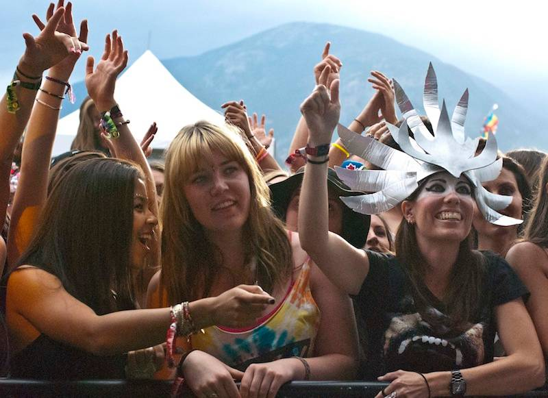 PePemberton Music Festival 2014