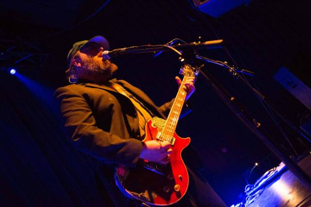 Pinback at the Imperial Theatre, Vancouver, Sept. 27 2014. Kirk Chantraine photo.