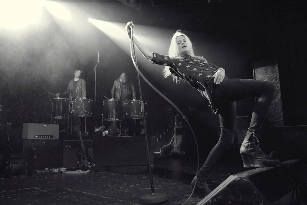 The Kills at the Commodore Ballroom