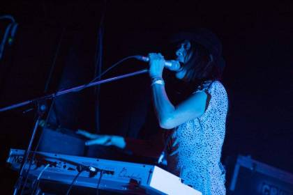 Blonde Redhead at the Rickshaw Theatre