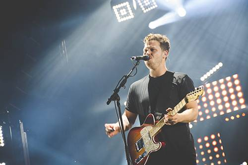 alt-J at Deer Lake Park, Burnaby, Sept. 12 2015. Audrey Alexandrescu photos.