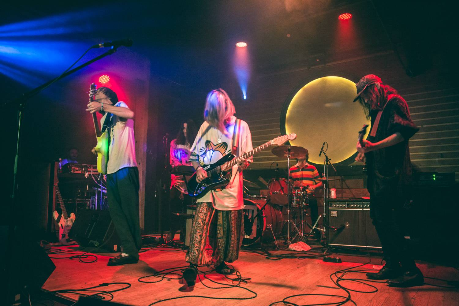 DIIV at Fortune Sound Club, Vancouver, Oct 20 2015. Pavel Boiko photo.