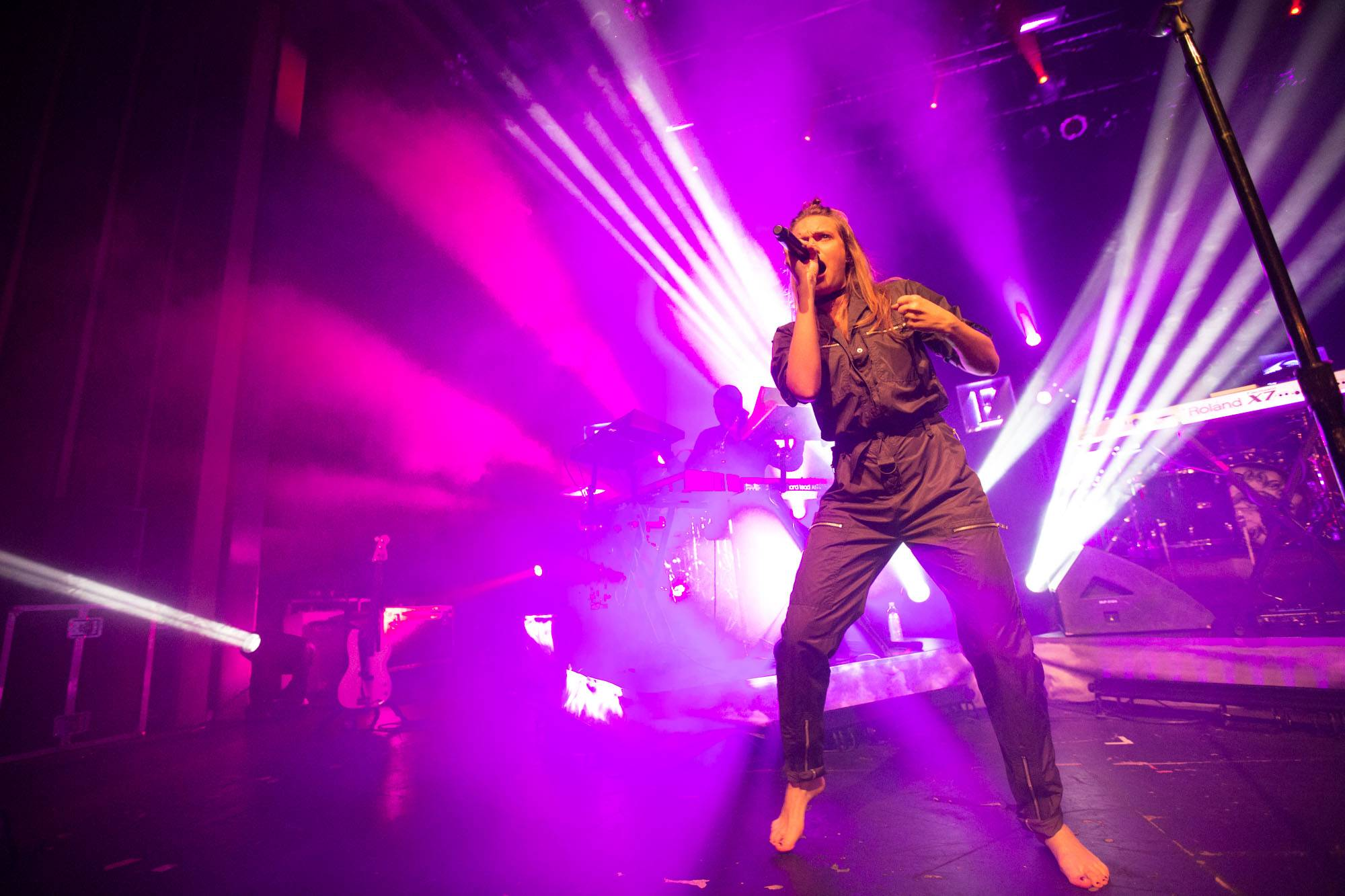 Tove Lo at the Vogue Theatre, Vancouver, Oct 6 2015. Kirk Chantraine photo.