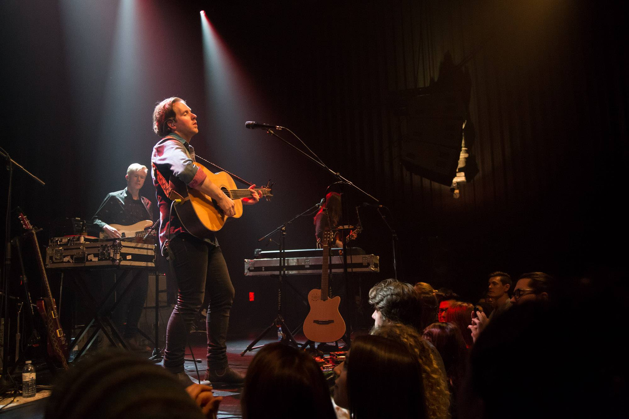 The Paper Kites at the Imperial Theatre, Vancouver, Nov. 18 2015. Kirk Chantraine photo.