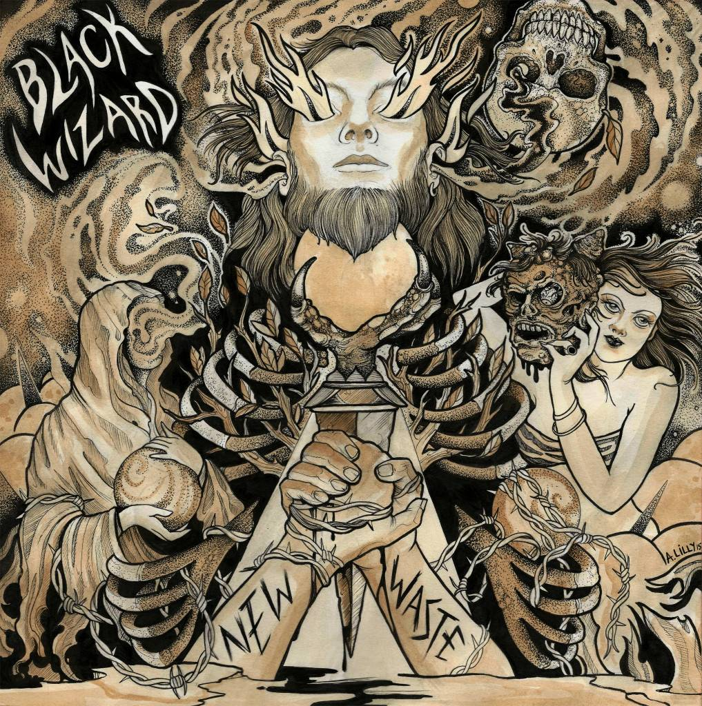 Black Wizard's New Waste is out today (Feb. 12).