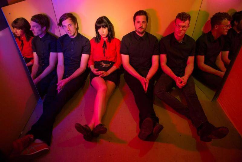 Jessica Dobson fronts Seattle's Deep Sea Diver, at the Biltmore Cabaret March 17.