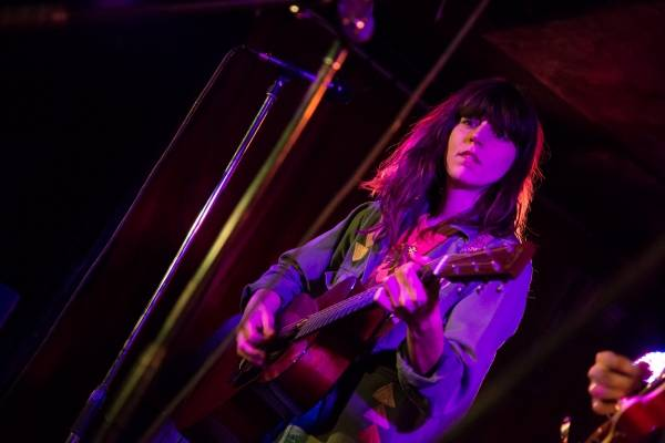 Eleanor Friedberger at the Cobalt, Vancouver,