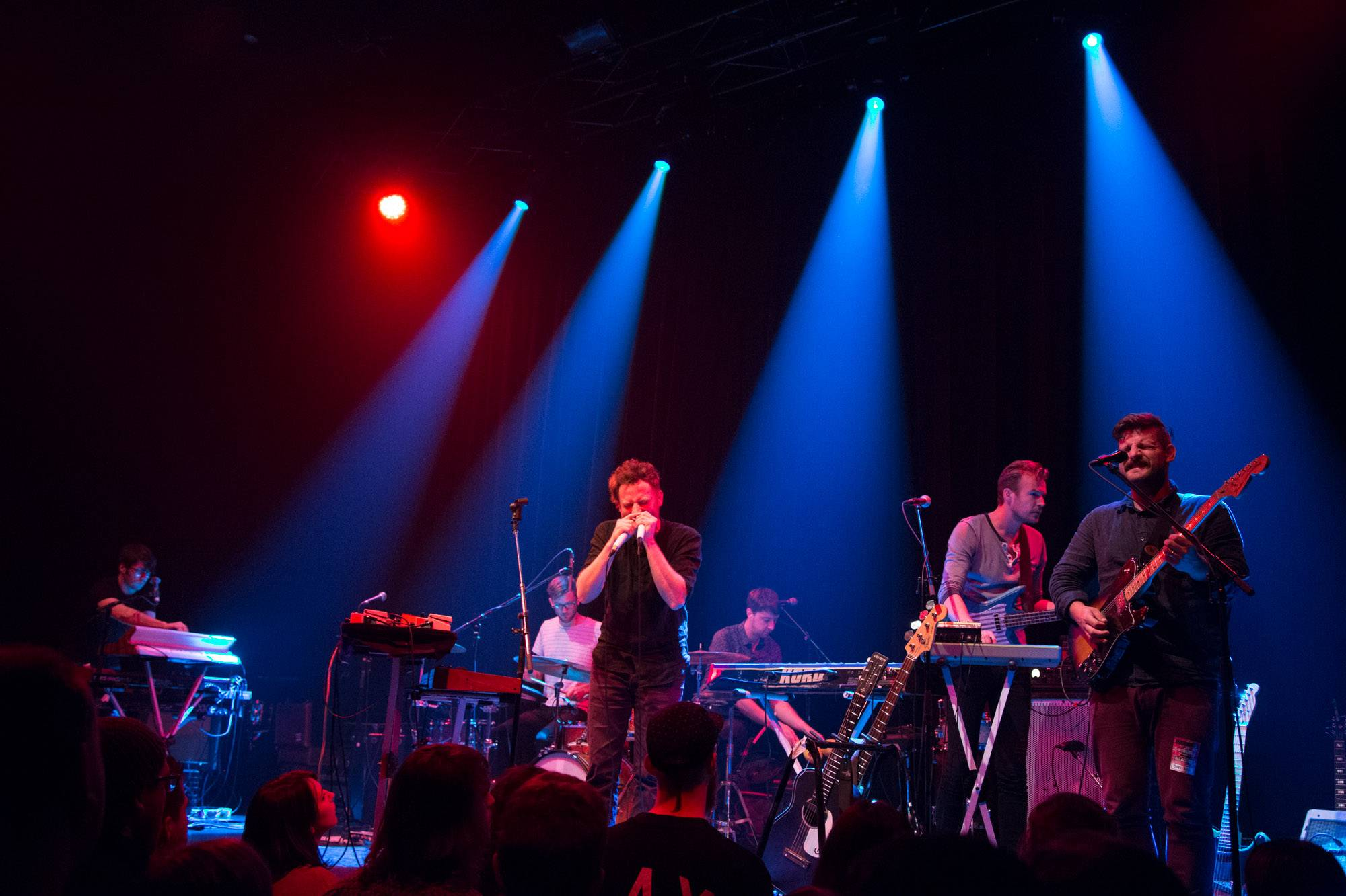 Royal Canoe at the Imperial, Vancouver, June 16 2016. Kirk Chantraine photo.