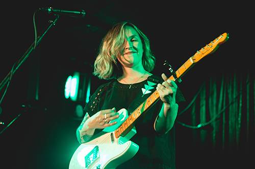Courtney Ewan with Twin River at the Cobalt, Vancouver