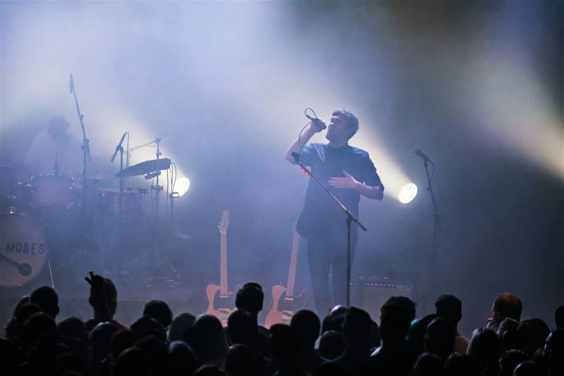 Bob Moses at the Commodore Ballroom, Vancouver