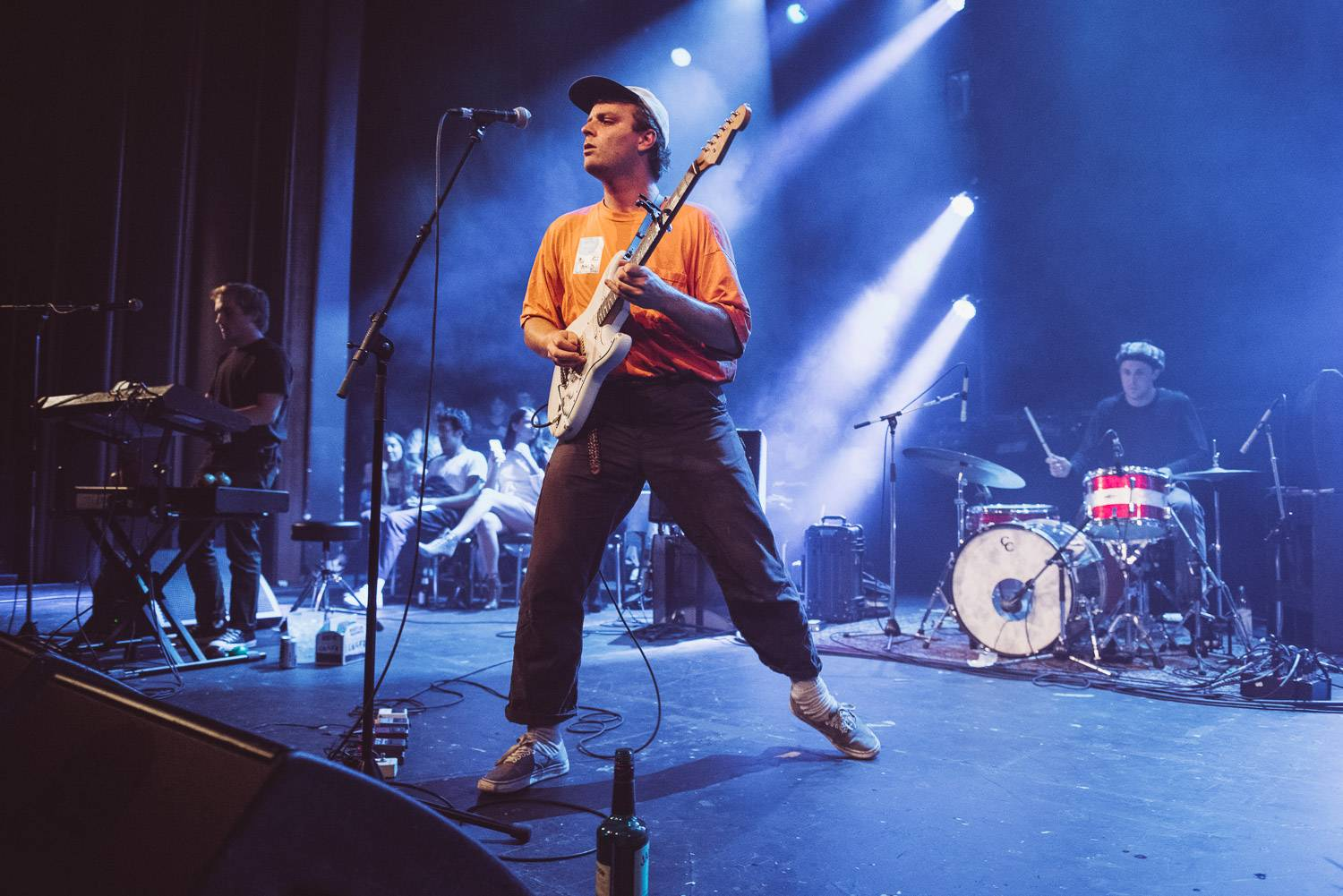 Mac DeMarco at the Vogue Theatre, Vancouver, Sept 12 2017. Pavel Boiko photo.