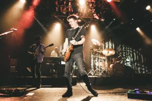 Jonny Lang at the Commodore Ballroom, Vancouver, Nov 29 2017. Kelli Anne photo.