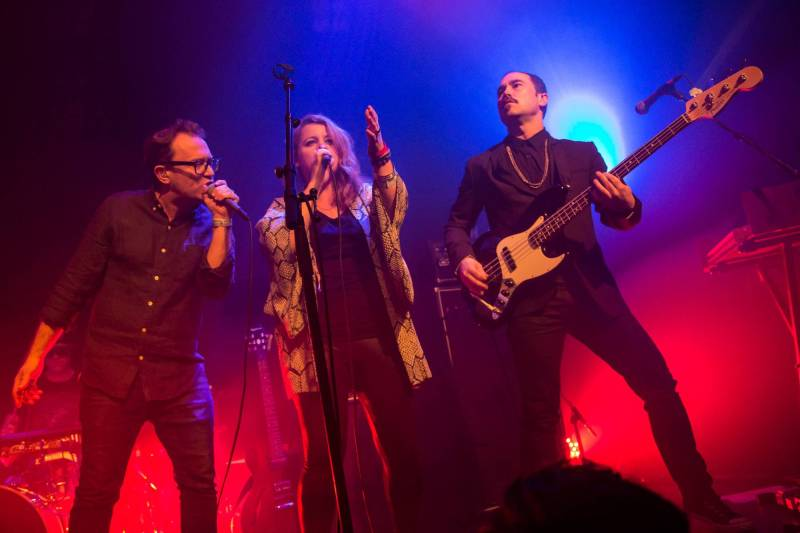 Stars at Venue, Vancouver, Jan 13 2018. Kirk Chantraine photo.