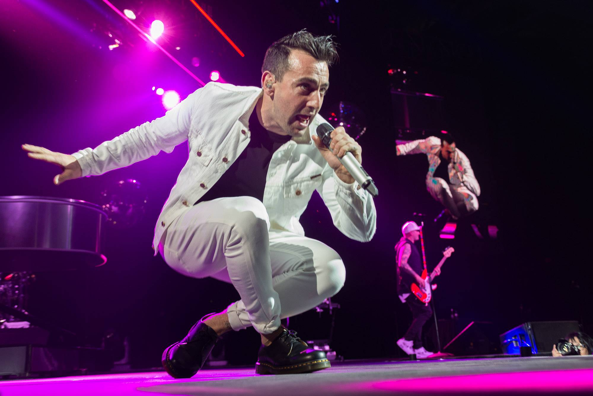 Hedley at the Abbotsford Centre, Abbotsford, Feb 5 2018. Jessica Vandergulik photo.
