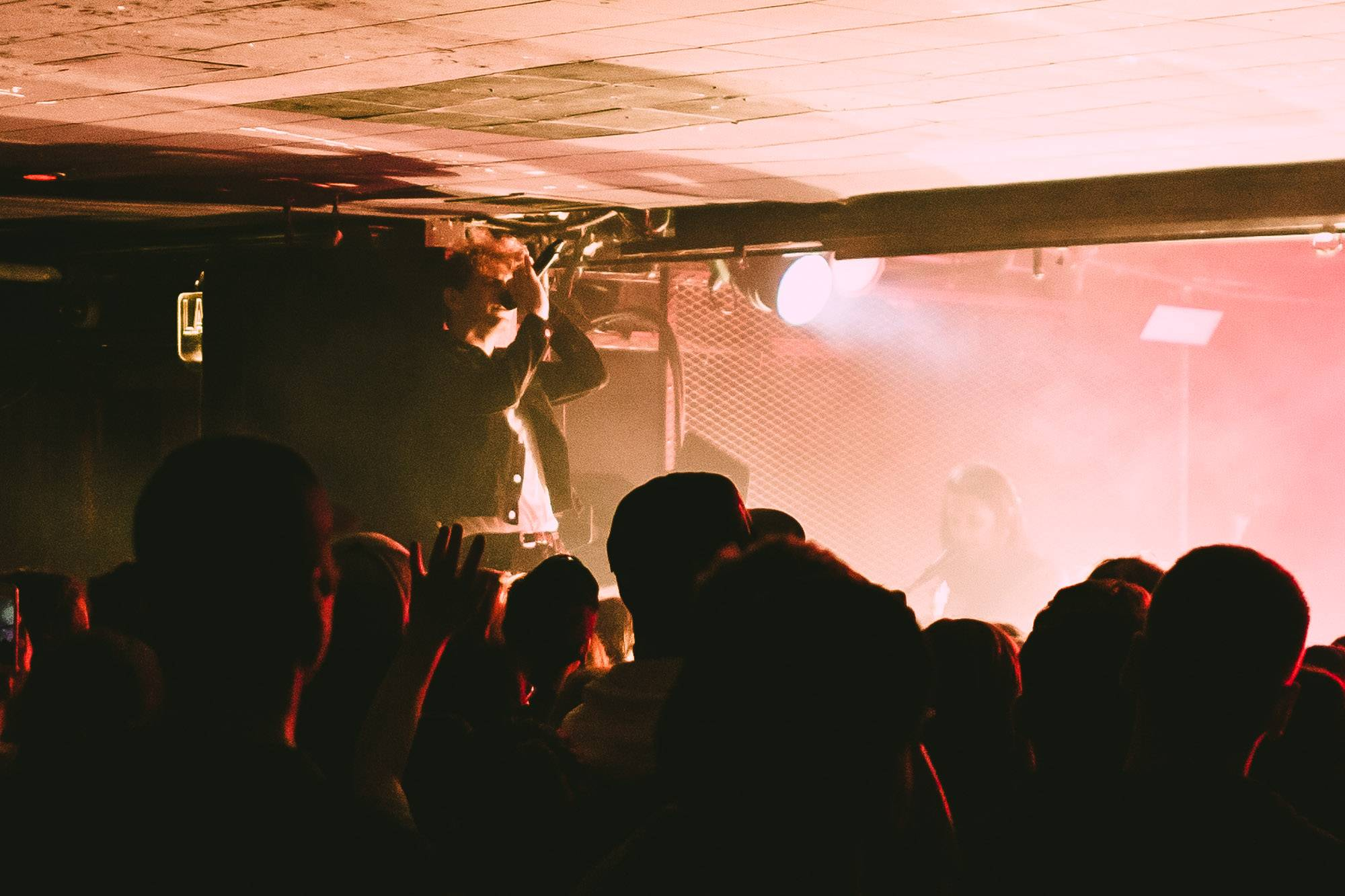 COIN at the Biltmore Cabaret, Vancouver, Mar 13 2018. Kelli Anne photo.
