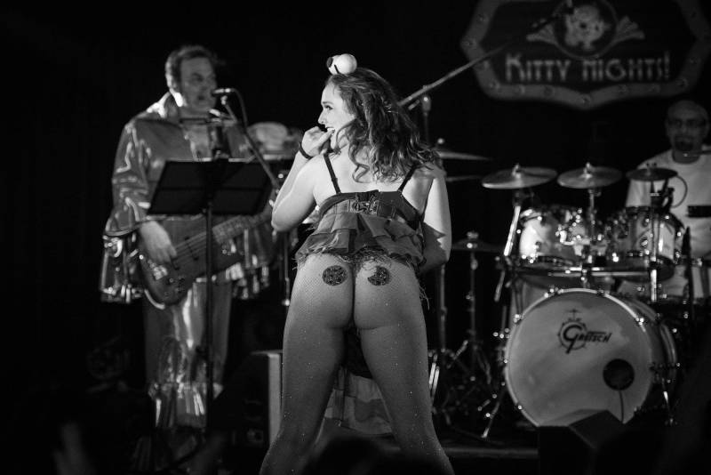 Kitty Nights at the Biltmore Cabaret, Vancouver, May 20 2018. Jason Martin photo.