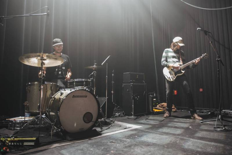 Cloud Nothings at the Imperial, Vancouver, Nov 6 2018. Pavel Boiko photo.