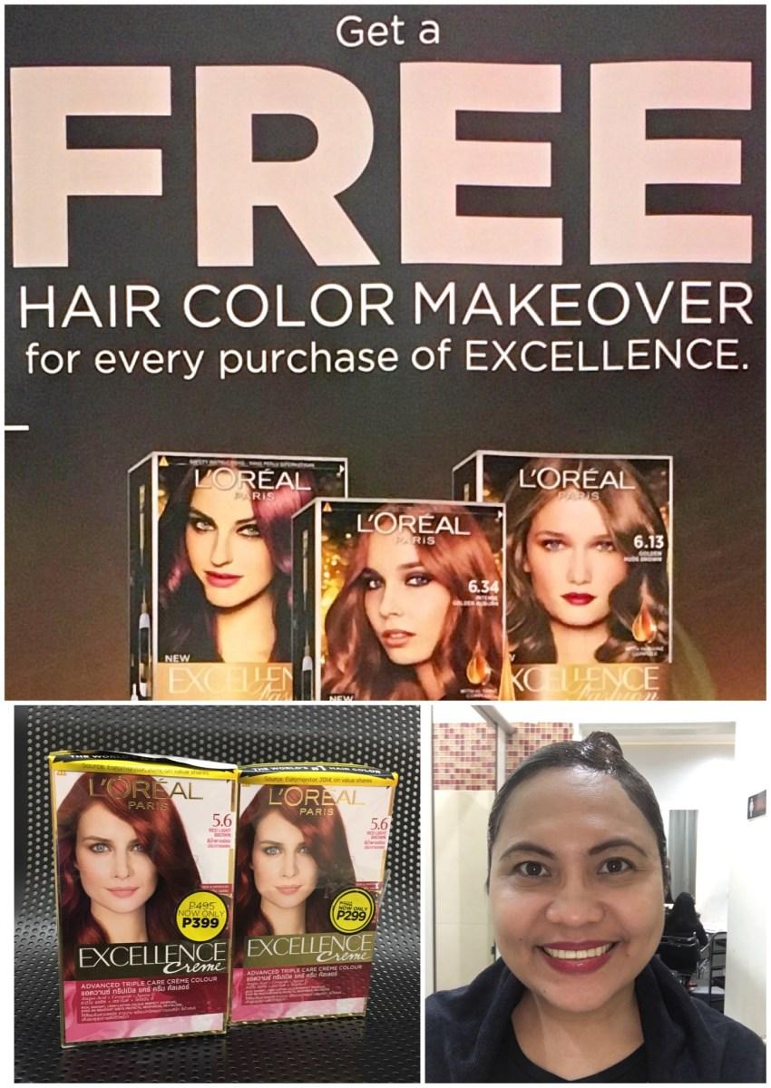 My Great Hair Colored Week