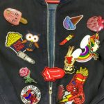 Iron On Patches on Old Shirts