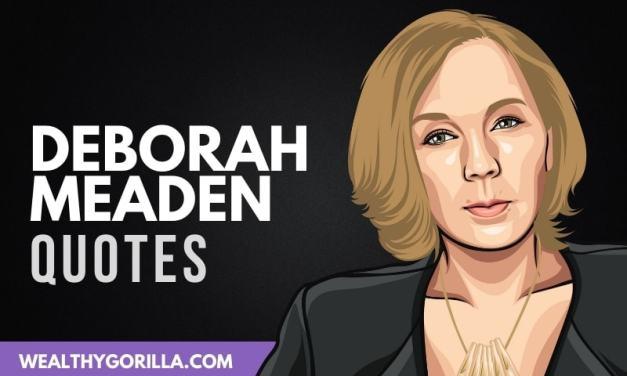 20 Inspirational Deborah Meaden Quotes