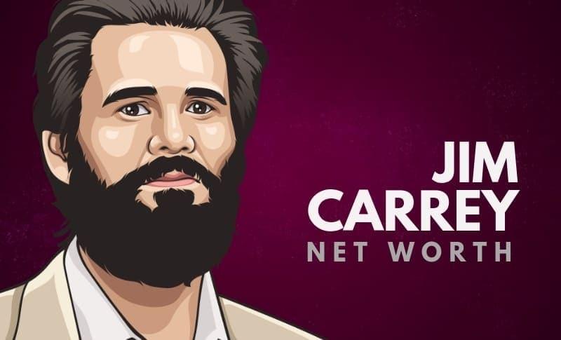 Jim Carrey's Net Worth in 2020