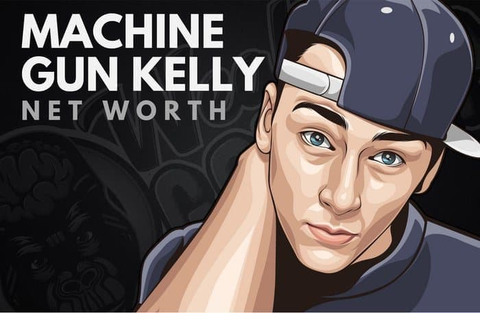 Machine Gun Kelly's Net Worth in 2020 (MGK)