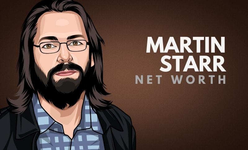 Martin Starr's Net Worth in 2020