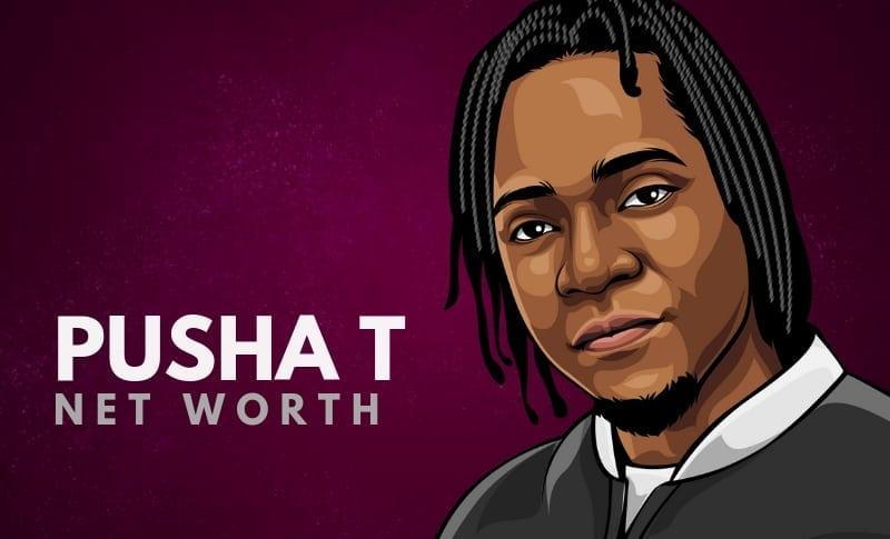 Pusha T's Net Worth in 2020