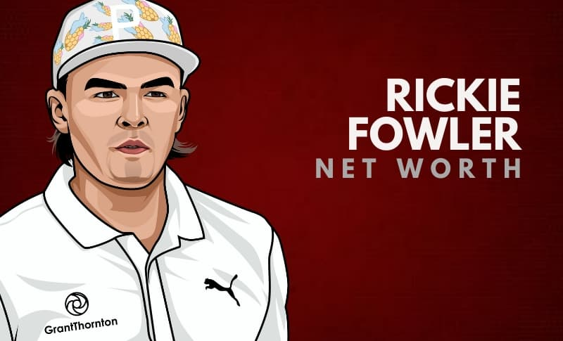 Rickie Fowler's Net Worth in 2020