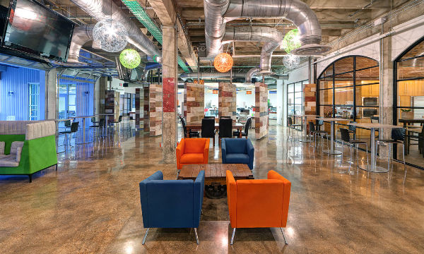 Right-Size Your Office For Collaboration And Productivity