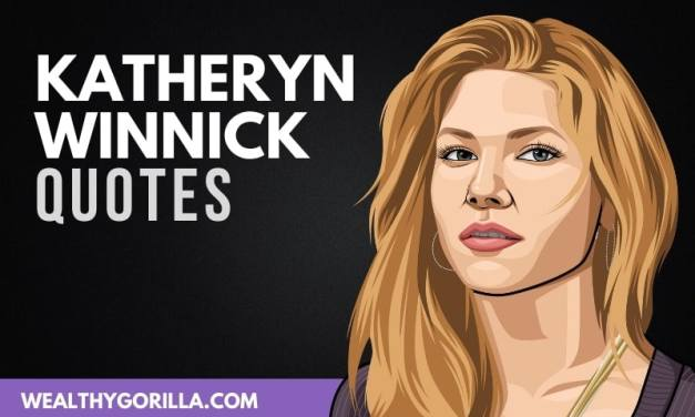23 Inspirational Katheryn Winnick Quotes About Success