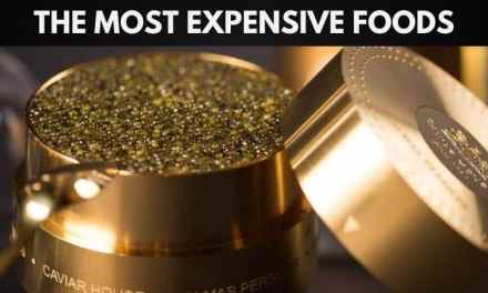 The 15 Most Expensive Foods You Can Buy (2020)
