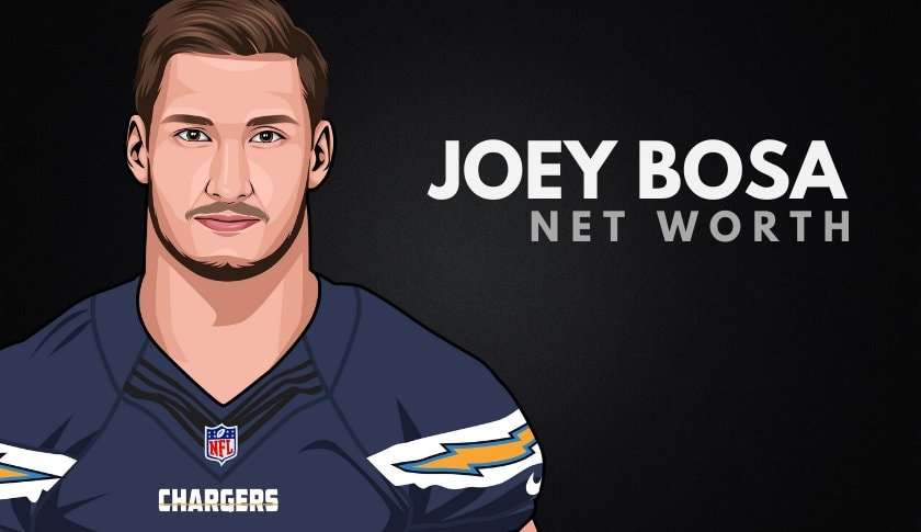 Joey Bosa's Net Worth in 2020