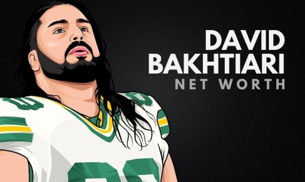 David Bakhtiari's Net Worth in 2020