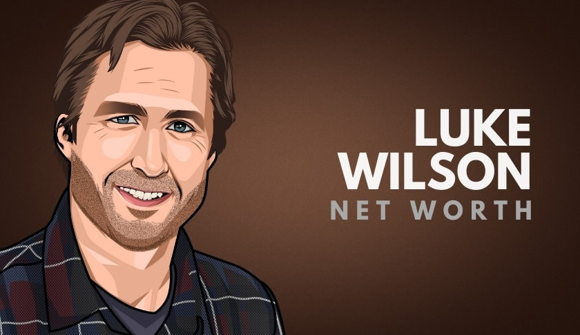Luke Wilson's Net Worth in 2020