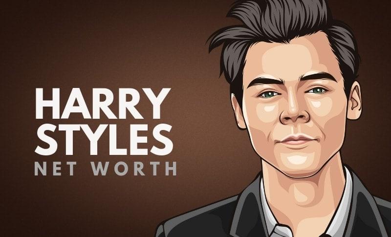 Harry Styles' Net Worth (Updated 2021)