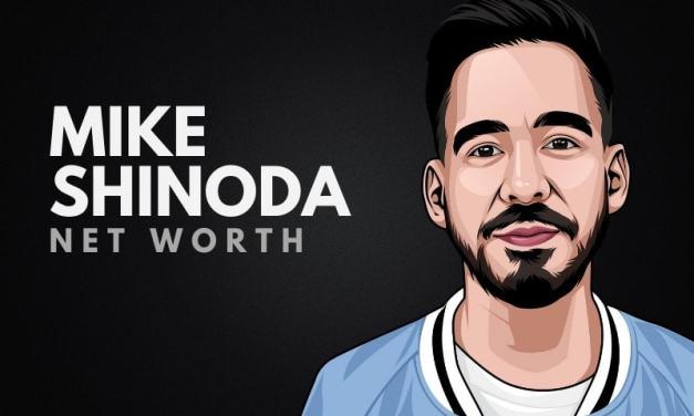 Mike Shinoda's Net Worth (Updated 2021)