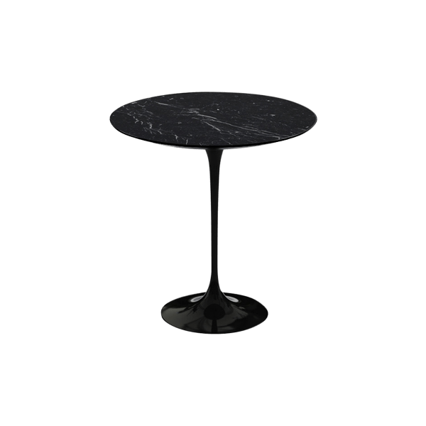 saarinen side table by knoll the